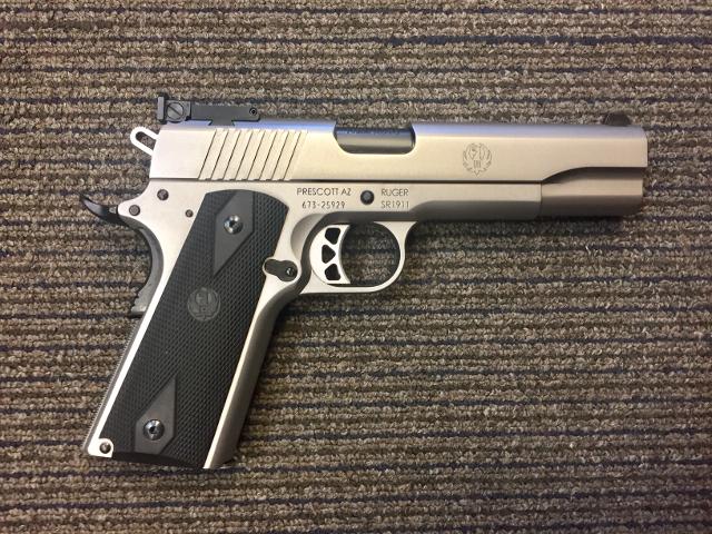 Current Handguns